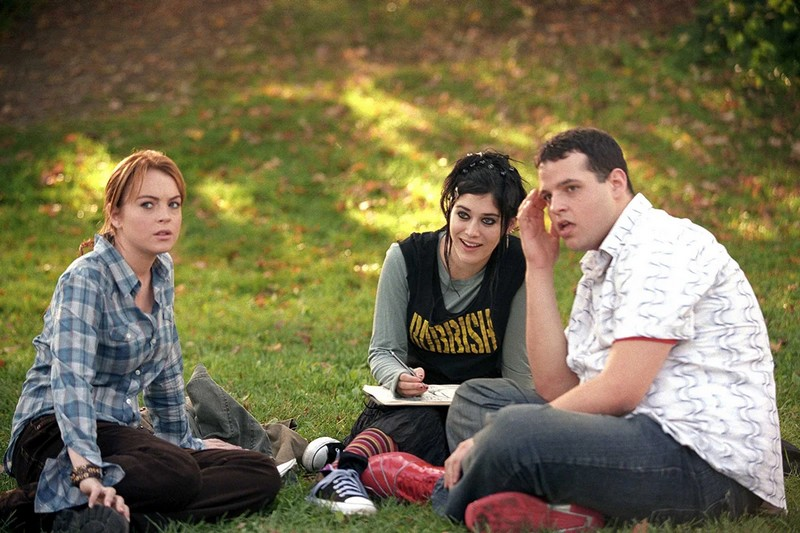 Mean Girls film Cady Janis Damian