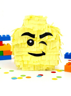 Anniversaire inspiration Lego
