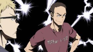 ハイキュー!! アニメ 2期14話 赤井沢剛   HAIKYU!! Season 2 Episode 14