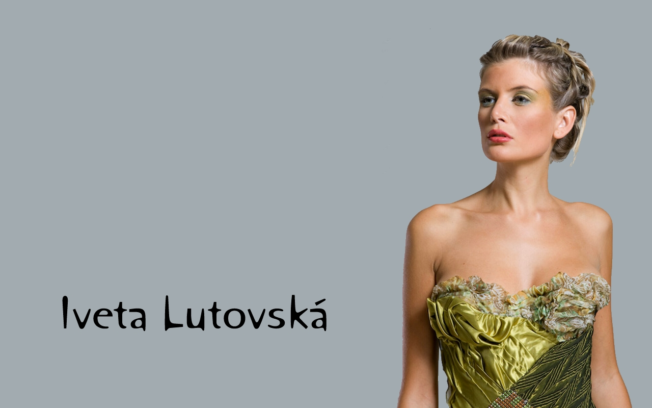 Filmovízia: Iveta Lutovská Wallpaper