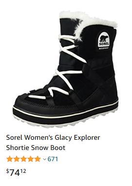 Winter Boots USA