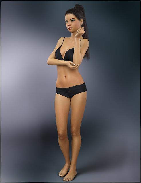SSFW Tenshi HD for Genesis 3 Female