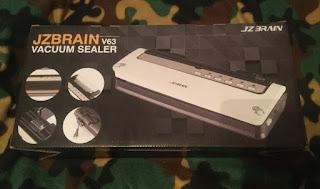 JZBrain vacuum sealer, recommended vacuum sealer