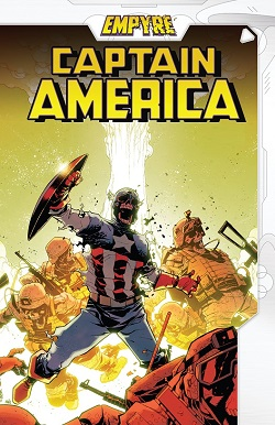 Empyre: Captain America #2