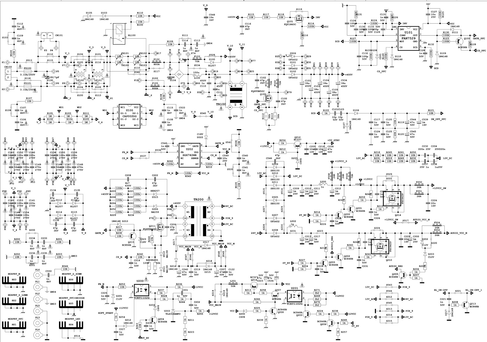 VESTEL 1 toshiba tv schematic diagrams tv repair schematic diagram \u2022 45 63  at sewacar.co