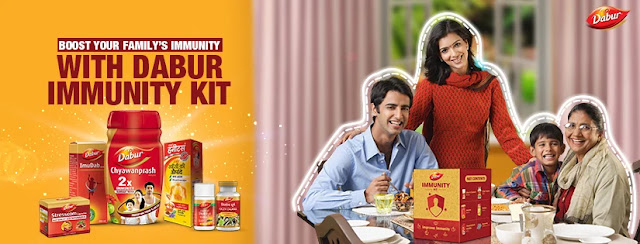 Get Dabur Immunity Kit For Free