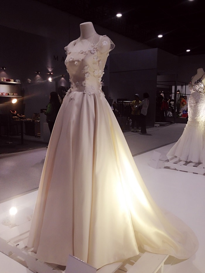 Blush Manila Wear at Manila FAME 2015