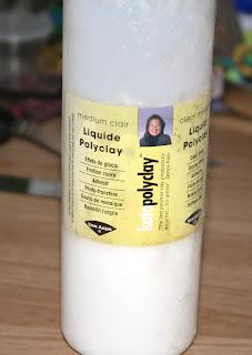 Translucent Liquid Polymer Clay TLS