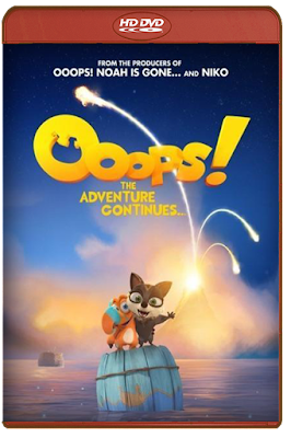 Ooops! The Adventure Continues.. [2020] [DVDR BD] [Latino]
