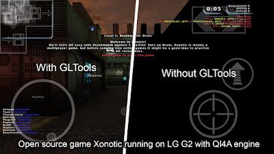 تطبيق تسريع الألعاب وتحسين الغرافيك, تطبيق GLTools للأندرويد, GLTools apk paid, تطبيق GLTools مدفوع للأندرويد