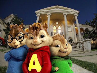 Alvin and the Chipmunks Normal Resolution Wallpaper