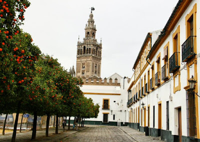Kota Tua Santa Cruz, Sevilla