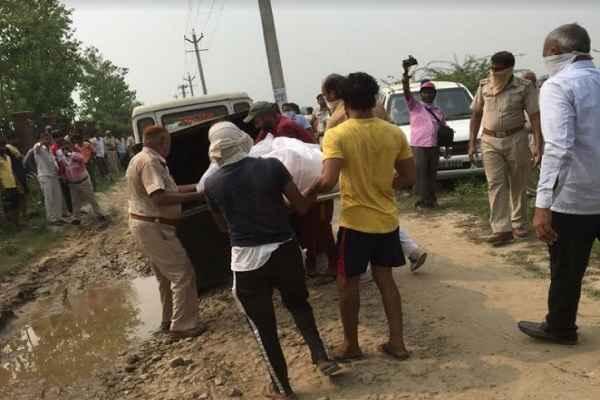 bharat-colony-minor-girl-murer-khedipul-thana-police-no-action-news