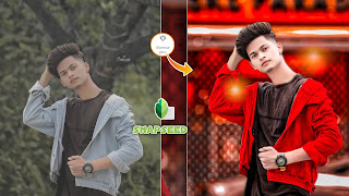 SNAPSEED NEW VIRAL CB EDITING TUTORIAL || NEW CB PNG DOWNLOAD