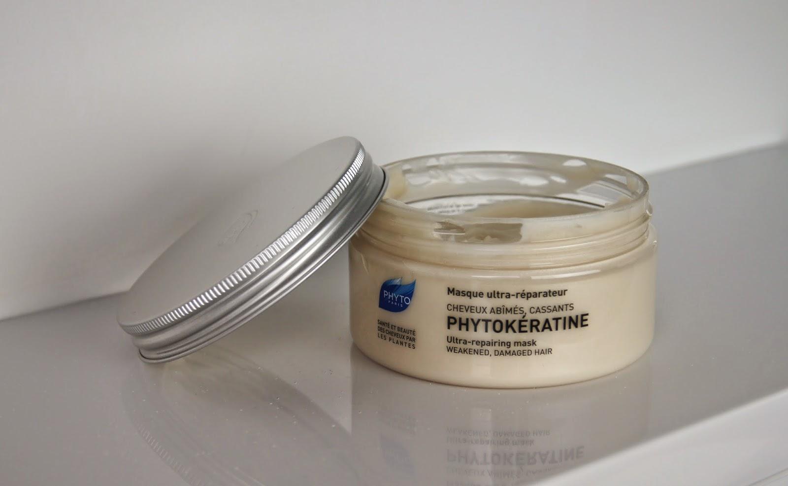phyto phytokeratine ultra-repair hair mask review