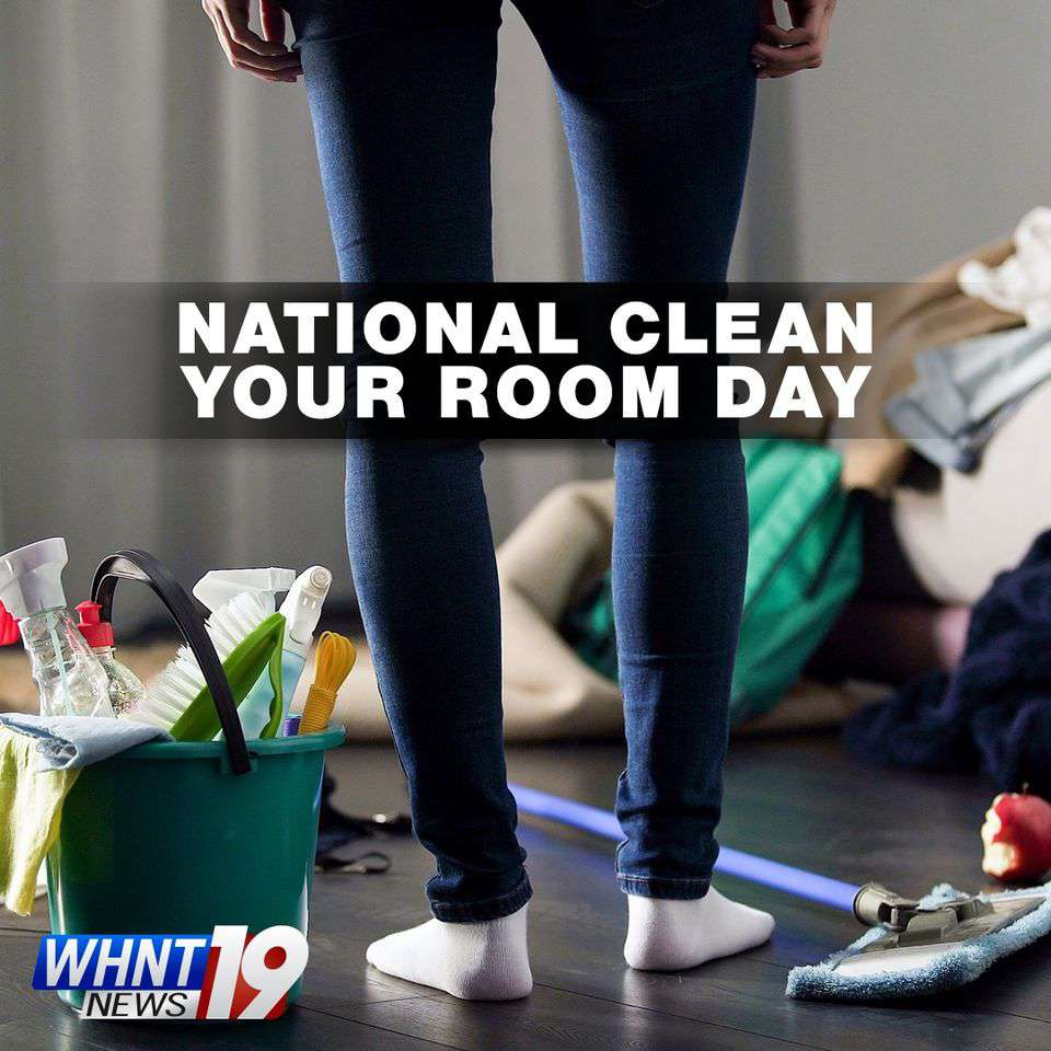 National Clean Your Room Day Wishes For Facebook