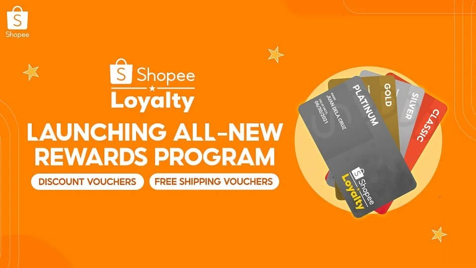 More Reasons to Shop with the Shopee Loyalty Program