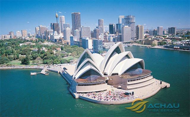 visa thăm thân Úc cần những gì