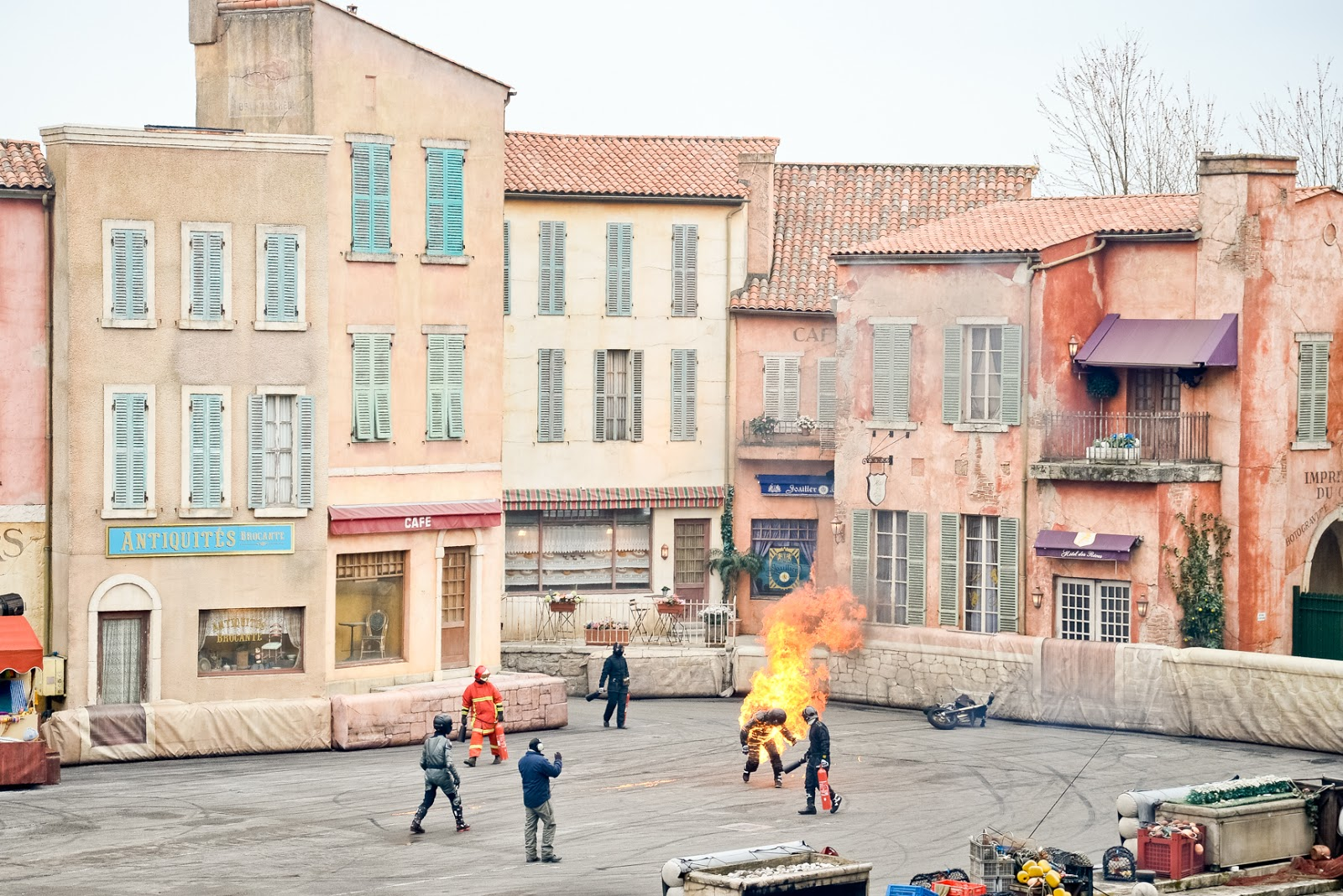 stunt show disneyland. first time at disneyland paris, disneyland paris travel blog, disneyland, disneyland paris highlights, disneyland paris must do, vegetarians at disneyland paris,