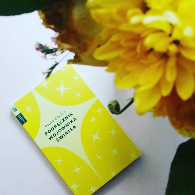 """""""Podręcznik wojownika światła"""" Paulo Coelho"""