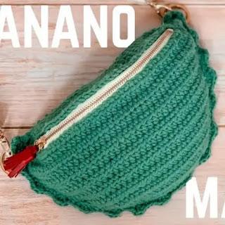 Cangurera a Crochet
