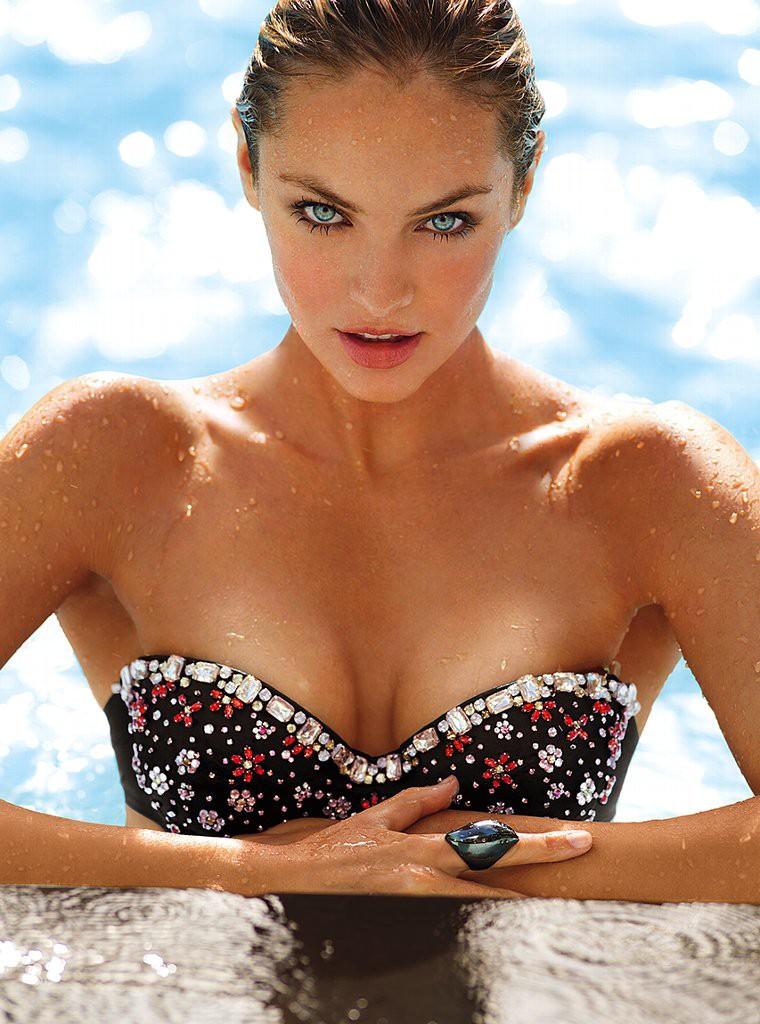 Models Inspiration: Candice Swanepoel ♥ Victoria's Secret ...
