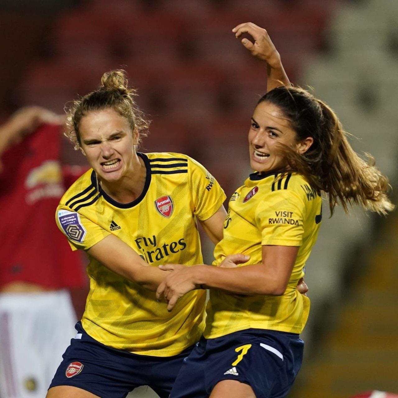 Laporan Perlawanan Manchester United Women 0 1