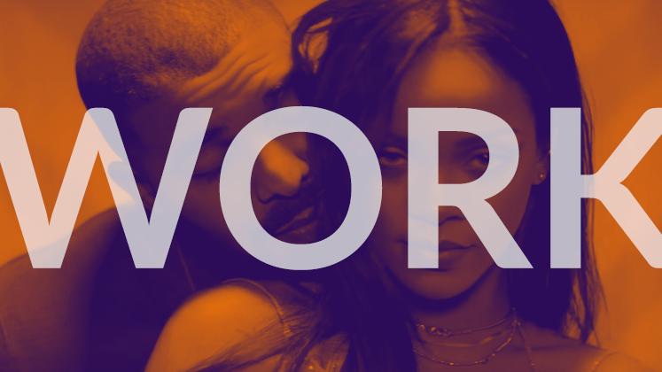 "Como já adiantaram as Fifth Harmony e Rihanna, a palavra do ano será ""work""."