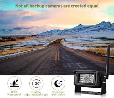 Calmoor Backup Camera