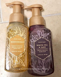 Bath & Body Works | New Spring Inspired Hand Soaps Found | November 2019