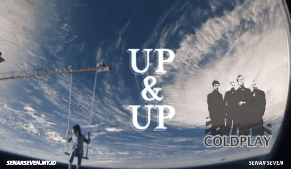 Chord Gitar COLDPLAY - UP AND UP