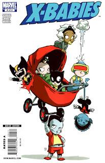 Et bien nous voila donc a la troisième partie de notre série d'articles sur les X-men. Apres avoir visité les équipes classique et les séries affiliées (enfin celle les plus proches de la serie d'origine), nous voici donc avec les versions alternatives des X-men. Entre les Ultimates X-men et autres mondes parallèles ouvrons donc ce chapitre, let's go!!!   Age of Apocalypse:             House of M:        Ultimate X-men:                X-Babies:          Mutant X:      Age of X:          Autres:         Et bien voici la fin de l'avant dernière partie de notre gros, mais alors la gros dossier sur les X-men. La dernière partie parlera des versions live et animées de nos héros.  A la prochaine!!!
