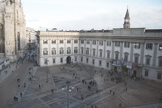 The Teatro Regio Ducale used to be housed in a wing of Milan's Palazzo Reale