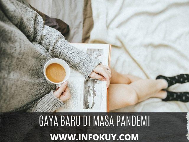 CORONA DI INDONESIA, GAYA HIDUP INDONESIA DI PANDEMI