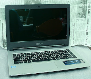 Asus A46CA-WX043D - Laptop bekas