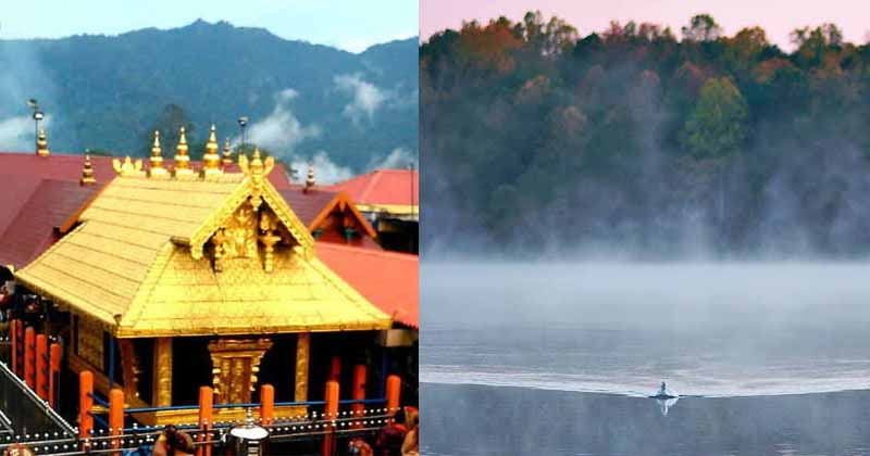 Chill and tremble; Temperature at Sabarimala is 18 degrees,www.thekeralatimes.com