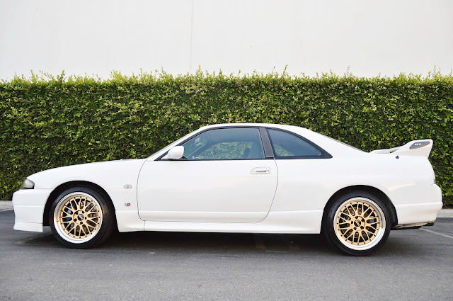 1995 NISSAN SKYLINE GT-R V-SPEC FOR SALE IN CYPRESS, CALIFORNIA