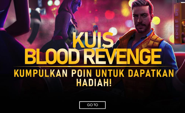 Cara Bermain Event Kuis Blood Revenge Free Fire