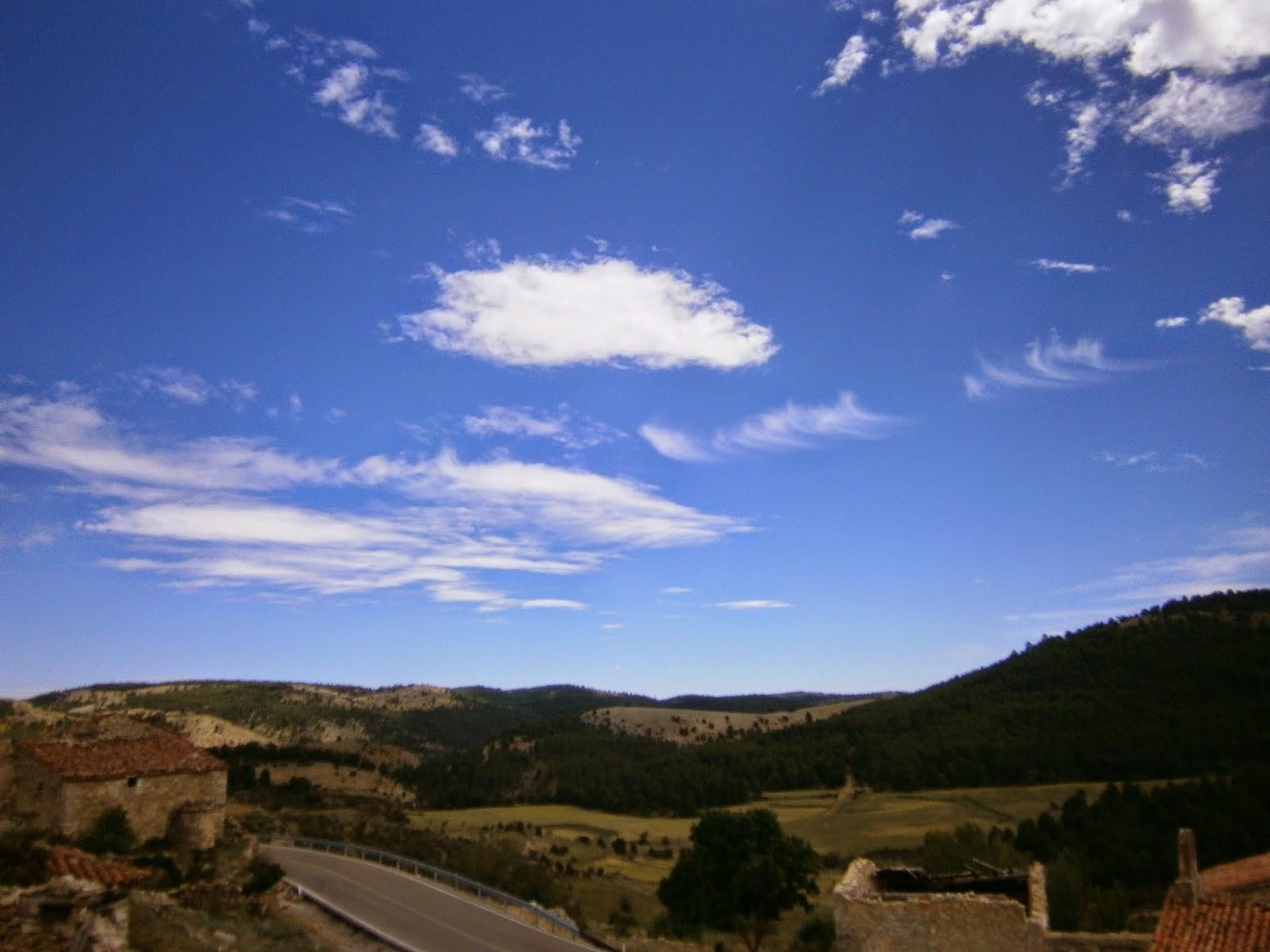 Paisajes del Cañigral, Albarracin (Teruel)
