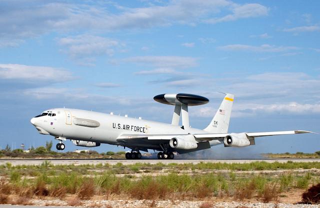 Boeing E-3 Sentry AWACS | U.S. Air Force