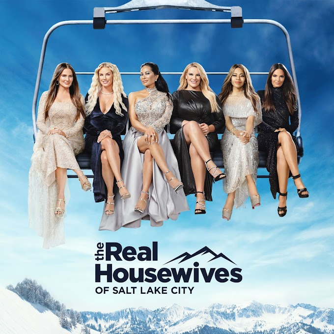 The Real Housewives Of Salt Lake City Films Season 1 Reunion In-Person!