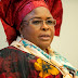 Patience Jonathan replies Gen. Buhari on scrapping the office of the First Lady