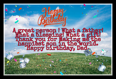 Happy birthday images father