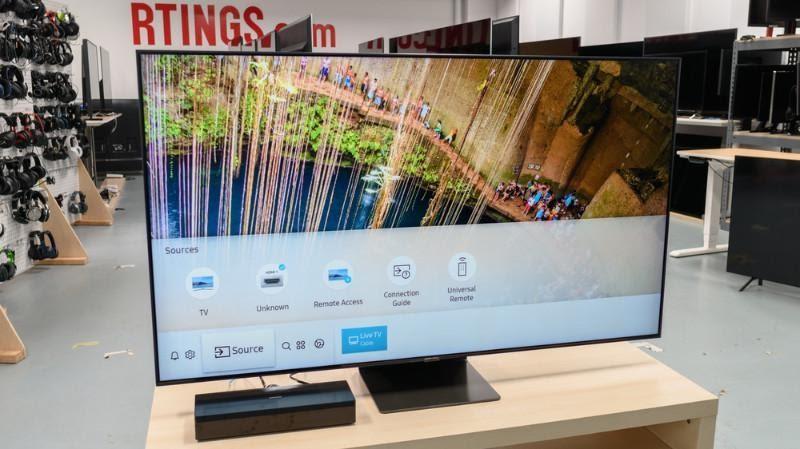 Samsung Q90R QLED Smart 4K UHD