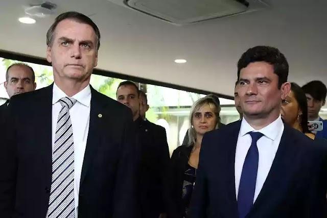 Redução na criminalidade após início da gestão Bolsonaro