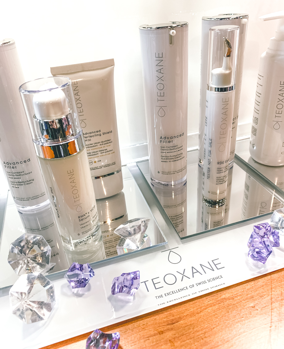 beautypress Blogger Social Media Event Oktober 2019 Teoxane Hyaluron Pflege