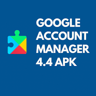Google Account Manager 4.4 Apk