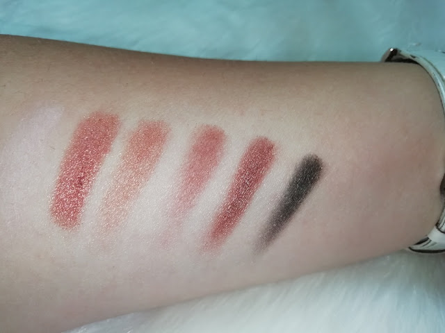 swatches bonnie choice paleta