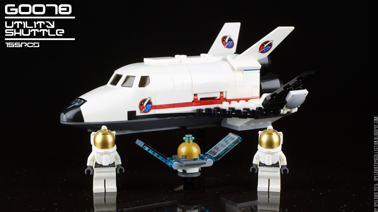Opelouis's Toys Collection: LEGO City Space Exploration ...