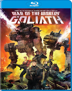 War of the Worlds: Goliath [BD25] *Subtitulada
